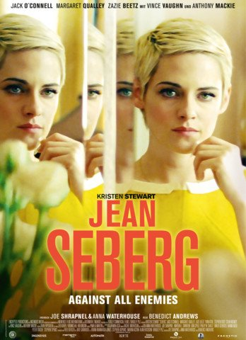 Jean Seberg – Against all Enemies