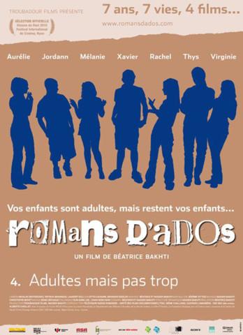 Romans d'ados 4: Adultes mais pas trop