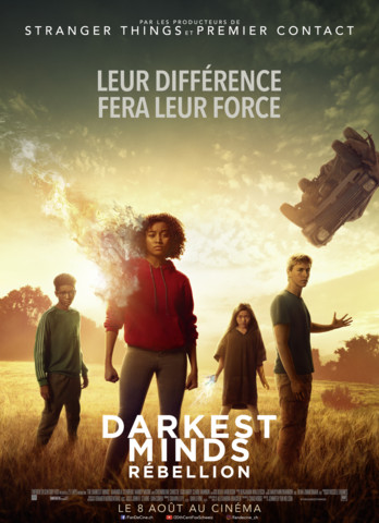 The Darkest Minds - Rébellion