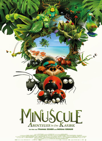 Minuscule 2 - Les mandiblues du bout du monde
