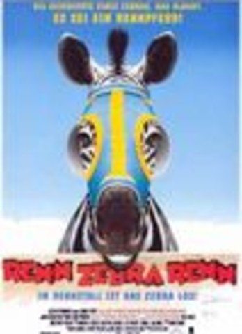 Renn Zebra Renn