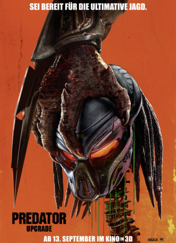 The Predator - Upgrade