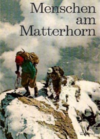 Menschen am Matterhorn