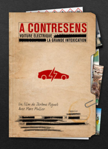 A contresens