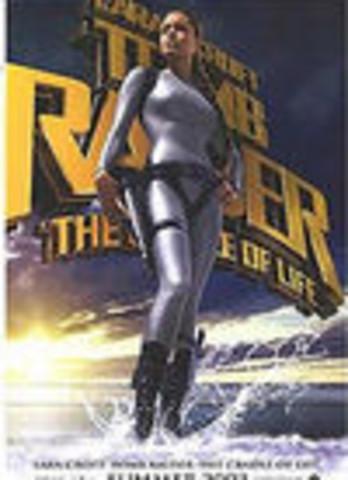 Tomb Raider: le berceau de la vie