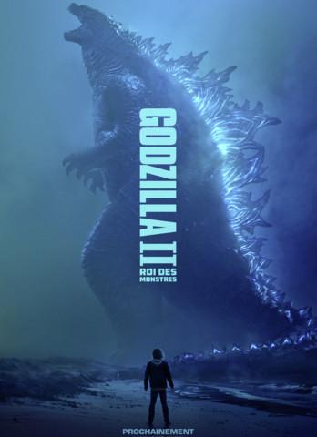 Godzilla II: Roi des Monstres