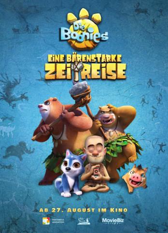 Die Boonies: Eine bärenstarke Zeitreise