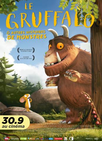 Der Grüffelo und andere Monstergeschichten