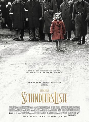 Schindlers Liste (25 Years)