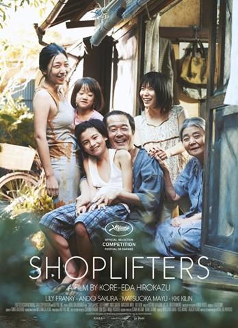 Shoplifters - Manbiki kazoku
