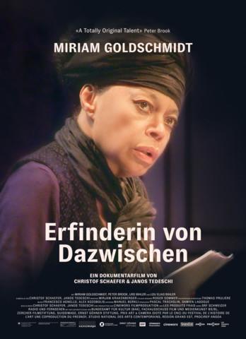 Miriam Goldschmidt - Erfinderin von Dazwischen