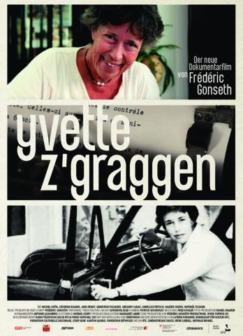 Yvette Z'Graggen - Une femme au volant de sa vie