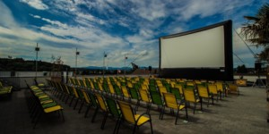 Openair-Kino Cinema 8