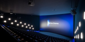 blue Cinema Cinedome