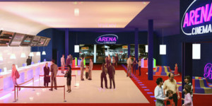Arena Cinemas La Praille