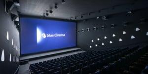 blue Cinema Cinedome