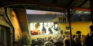 Open Air Filmpodium