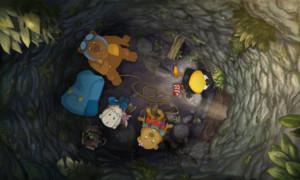 Der kleine Rabe Socke 3 – Die Suche nach dem verlorenen Schatz