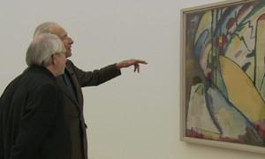 Kunsthändler Ernst Beyeler