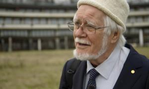 Ein Nobelpreisträger schliesst sich der Klimajugend an.
