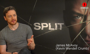 SPLIT – Découvrez notre entretien avec M. Night Shyamalan, James McAvoy & Anya Taylor-Joy (Vidéo)