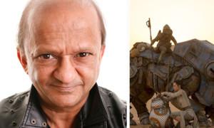 Der kleinste Stuntman der Welt, Kiran Shah: «Bei Star Wars muss ich einfach meinen Kopf ausschalten!»