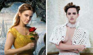 Fakt 5: Sie ist Modevorbild und Feministin zugleich | Emma Watson war mit 15 Jahren als jüngste Frau auf dem Cover des Magazins der Teen Vogue zu sehen, wird für ihr treffsichereres Modegespür gelobt und ist mit den Jahren zu einem Vorbild für viele junge Frauen geworden. Seit einiger Zeit macht sie sich deshalb in der Öffentlichkeit auch für feministische Anliegen stark. Ein freizügiges Shooting für Variety, die Rolle der schönen Prinzessin und die gleichzeitige Forderung nach mehr Gleichberechtigung ist für die Powerfrau absolut kein Widerspruch. Wir finden: Emma Watson macht das genau richtig und freuen uns, sie bald als widerspenstige Belle im Kino zu bestaunen - denn wahrscheinlich steckt im Freigeist von Belle auch eine ganze Menge Em