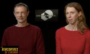 Les Rencontres de Cineman : Dominique Abel et Fiona Gordon pour 'Paris pieds nus'