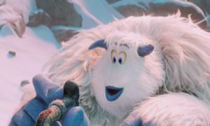 L'adorable homme des neiges