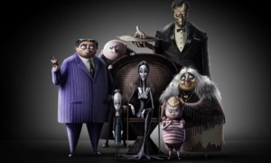 Pictures: The Addams Family