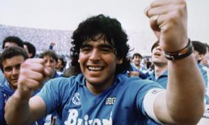 Bilder: Diego Maradona