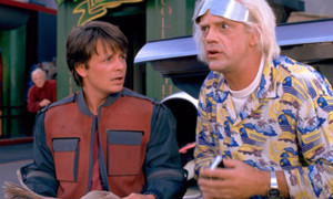 Photos: Back to the Future Part II