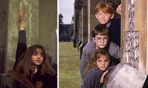 Fakt 1: Auch für Weltstars wie Emma ist aller Anfang schwer | Obwohl für J.K. Rowling schon zu Beginn klar war, dass Emma Watson die geeignete Kandidatin für die Rolle der Hermine Granger war, musste sie ganze acht Mal vorsprechen, bis sie definitiv für «Harry Potter» verpflichtet wurde - fünfmal an der Seite eines anderen Harry Potters. Was danach folgte, ist bekannt: Der erste Teil der erfolgreichen Buch-Serie schlug ein wie eine Bombe und machte Emma Watson mit elf Jahren zum Weltstar. Während den nächsten zehn Jahren hatte Emma einen sehr einnehmenden Job, der ihr wenig Schlaf und Freizeit, dafür aber eine lebenslange Freundschaft bescherte: Mit ihren Co-Stars aus Harry Potter ist sie bis heute in regem Kontakt.