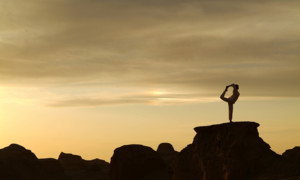 Die heilende Wirkung von Yoga