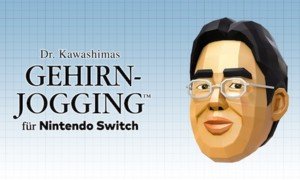 Nintendo Switch: Dr. Kawashimas Gehirn-Jogging