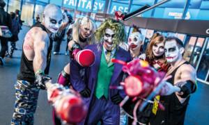 Film-Halunken, Helden und Hollywoodstars an der Fantasy Basel