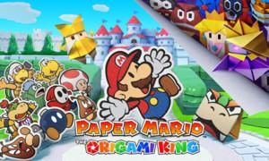«Paper Mario: The Origami King» für die Nintendo Switch