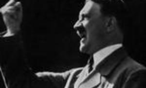 Hitler en version comique