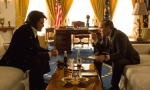 Photos: Elvis & Nixon