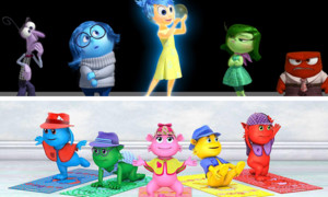 Nach der Star Wars Geschichte gleich noch mehr Trubel um Disney: Deren Firma Pixar wurde von einer Entwicklungsexpertin wegen Ideenklau verklagt. Der Film «Alles steht Kopf» basiere auf ihrer pädagogischen Entwicklungsreihe «The Moodster», deren Ideen sie von 2005 bis 2009 sogar jährlich bei Verantwortlichen von Pixar vorstellte. Ein harter Schlag gegen die Filmemacher - der Erfolg von «Alles steht Kopf» wurde nämlich hauptsächlich der originellen Ideen dahinter zugeschrieben. © JellyJam Entertainment