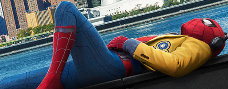 Trailer: Tom Holland in «Spider-Man: Homecoming»