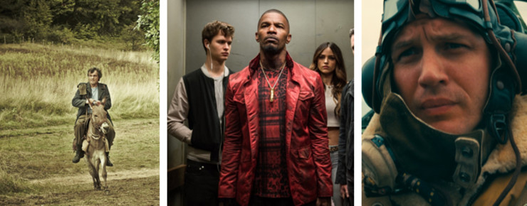 Au cinéma cette semaine: On The Milky Road, Baby Driver, Dunkerque ...