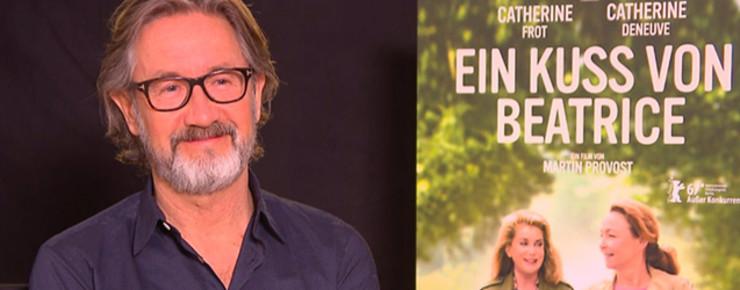 Interview: Entretien avec Martin Provost pour la sortie de 'Sage Femme'