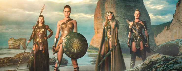 New Review: Wonder Woman