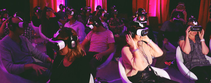 News: Virtual Reality, die Zukunft des Kinos?