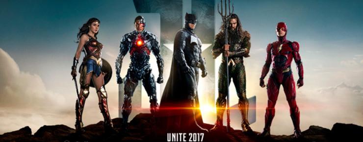Trailer: Superhelden-Treff in «Justice League»