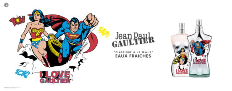 Concours: Jean Paul Gaultier transforme deux icônes en superparfums !