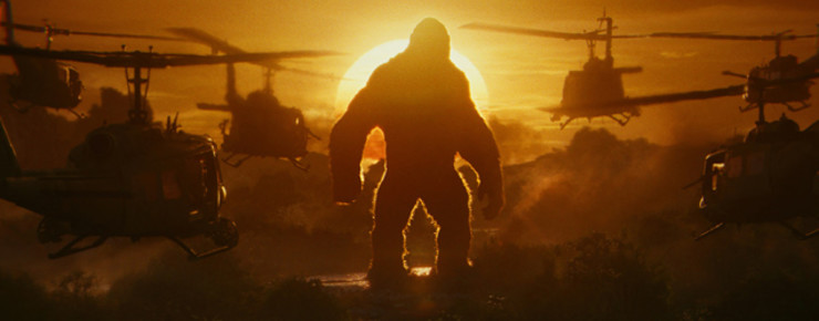 Finaler Trailer: Apocalypse now in «Kong: Skull Island»