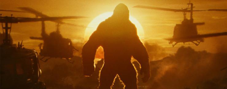 Bande-annonce: Découvrez les dernières images apocalyptiques de - Kong: Skull Island