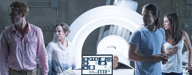 Bande-annonce: Une expérience surnaturelle avec Ellen Page et Diego Luna dans Flatiners